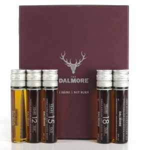 Dalmore 'I Shine Not Burn' Vial Gift Pack