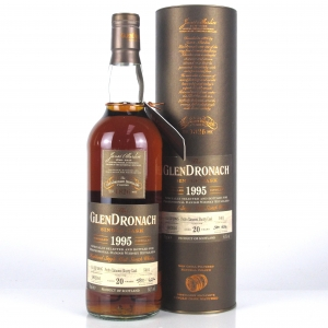 Glendronach 1995 Single Cask 20 Year Old #5401 / Danish Exclusive