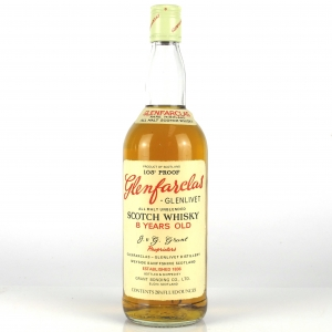 Glenfarclas 8 Year Old 1970s 105 Proof