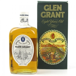 Glen Grant 8 Year Old 1970s