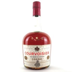 Courvoisier Three Star Cognac 1960s