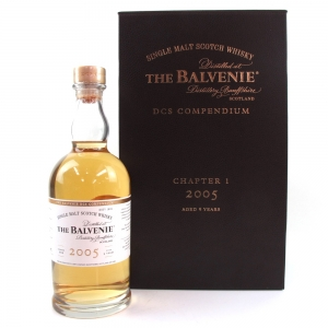 Balvenie 2005 DCS Compendium 9 Years Old Chapter #1
