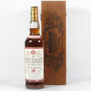 Macallan 1979 Gran Reserva 18 Year Old Front
