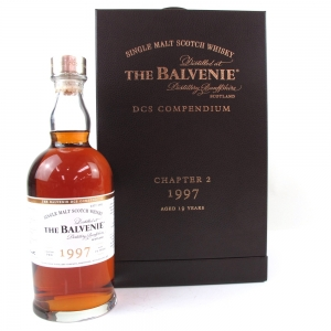 Balvenie 1997 DCS Compendium 19 Year Old Chapter #2