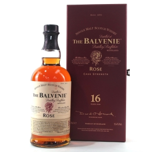 Balvenie Rose 16 Year Old / First Edition