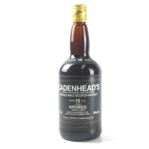 Ardbeg 1975 Cadenhead's 15 Year Old