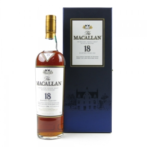 Macallan 18 Year Old 1996