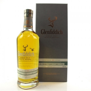 Glenfiddich 1992 Single Cask 24 Year Old / Release #001
