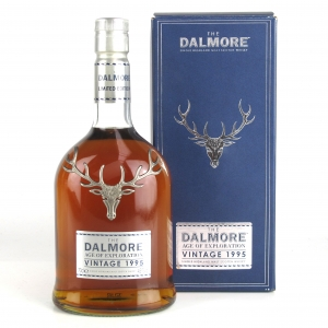 Dalmore Vintage 1995 / Age of Exploration