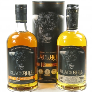 Black Bull 12 Year Old and Kyloe 2 x 70cl