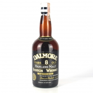 Dalmore 8 Year Old 1950s