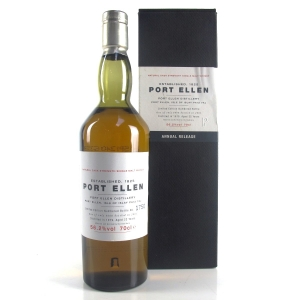 Port Ellen 1979 22 Year Old 1st Release