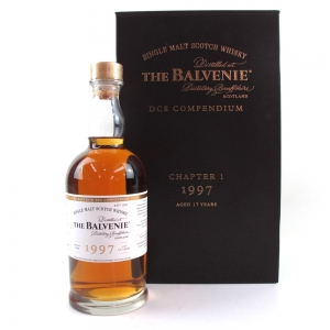 Balvenie 1997 DCS Compendium 17 Year Old Chapter 1