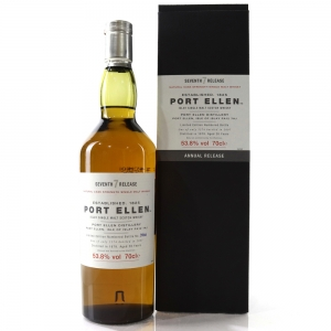 Port Ellen 1979 28 Year Old 7th Release