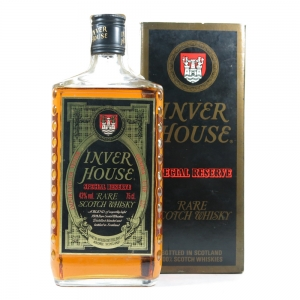 Inver House Special Reserve 1980s