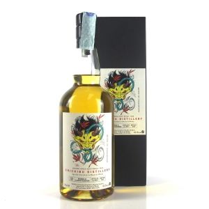 Chichibu 2011 Peated Single Cask #1401 / Hannya Mask Edition #1 / La Maison du Whisky 60th Anniversary