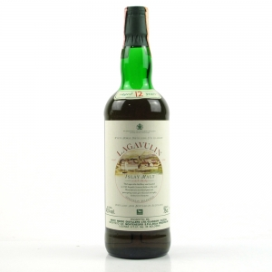 Lagavulin 12 Year Old White Horse 1980s / Italian Import