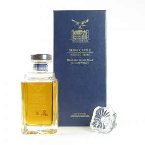 Balblair 26 Year Old Skibo Castle Decanter