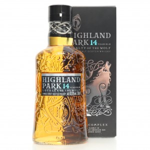 Highland Park 14 Year Old Loyalty of the Wolf 35cl
