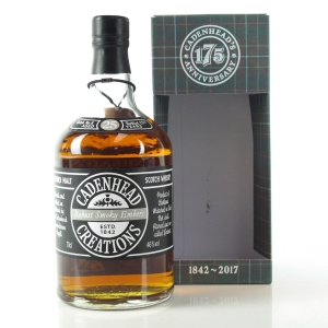 Cadenhead Creations 25 Year Old Robust Smoky Embers Batch #3