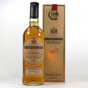 Knockando 1976 12 Year Old
