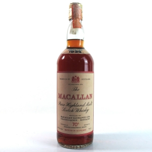 Macallan 1938 Gordon and MacPhail 1970s / Pinerolo Import