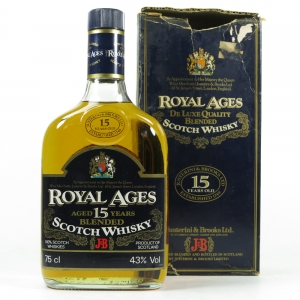 J&B Royal Ages De Luxe