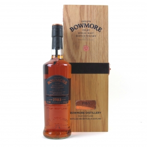 Bowmore 1985 26 Year Old