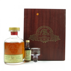 Glenburgie 1962 Signatory Vintage 36 Year Old / 10th Anniversary of Signatory Vintage