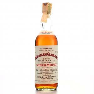 **Macallan 1940 Gordon and MacPhail 35 Year Old / Co. Pinerolo Import