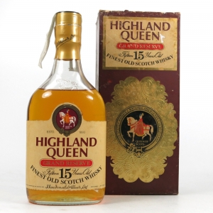 Highland Queen 15 Year Old 1960s