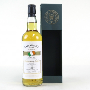 Cooley Peated Cadenhead 23 Year Old