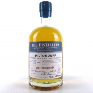 Miltonduff 1997 Single Cask 19 Year Old #11026 / Distillery Exclusive