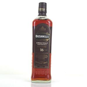 Bushmills 16 Year Old Three Woods