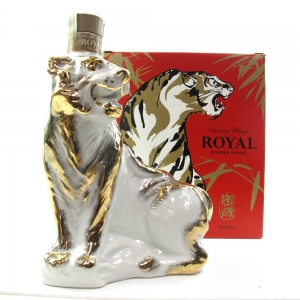 Suntory Royal 12 Year Old / Year of the Tiger Decanter