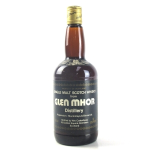 Glen Mhor 1965 Cadenhead's 20 Year Old