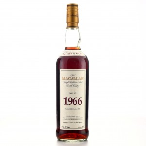 Macallan 1966 Fine and Rare 35 Year Old #7878