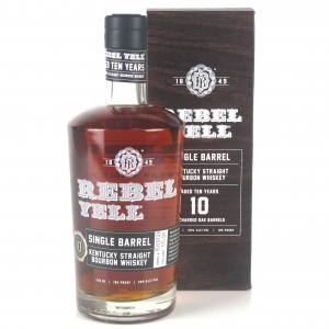 Rebel Yell 10 Year Old Single Barrel Kentucky Bourbon