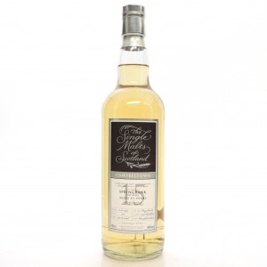 Springbank 1992 Single Malts of Scotland 15 Year Old