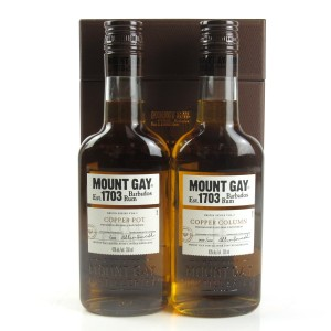 Mount Gay Origin Series 2 x 35cl / The Copper Still