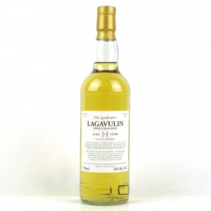 Lagavulin 1990 The Syndicate's 14 Year Old