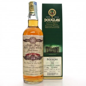 Bowmore 1999 Douglas of Drumlanrig 14 Year Old