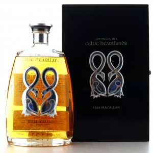 Macallan 1968 Celtic Heartlands 34 Year Old 75cl / US Import