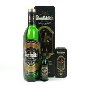 Glenfiddich Clans of the Highland / Clan Murray Including Miniature