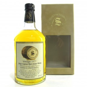 Littlemill 1977 Signatory Vintage 25 Year Old