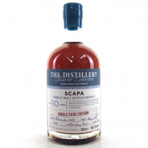 Scapa 2006 Reserve Collection 10 Year Old / Single Cask Edition