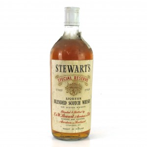 Stewart's Special Reserve 1960/70s