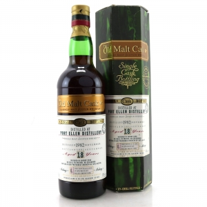 Port Ellen 1982 Douglas Laing 18 Year Old Sherry Cask