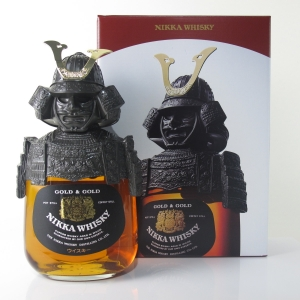 Nikka Gold and Gold Samurai