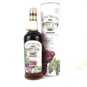 Bowmore Claret Bordeaux Wine Cask 75cl / US Import